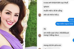 Người đẹp Việt tố đại gia mời nghìn đô: #MeToo Việt Nam?