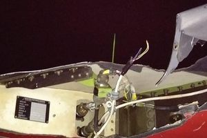 Máy bay Lion Air lại gặp nạn khi chuẩn bị cất cánh