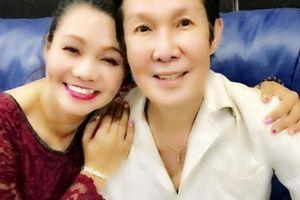 NSƯT Vũ Linh ốm, Ngọc Huyền hứa 'dọn qua nhà anh ở để tiện chăm sóc'