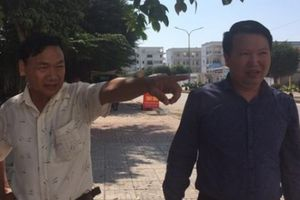 Quảng Ninh: Đâm 2 ông cháu bị thương, tài xế ôtô bỏ trốn?