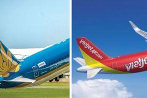 Trái chiều bức tranh hoạt động Vietjet của tỷ phú Nguyễn Thị Phương Thảo và Vietnam Airlines