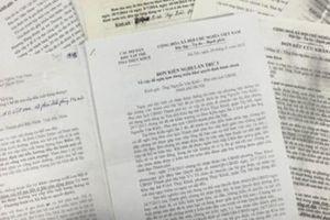 Chuyển đơn bạn đọc: Hộ dân 40 năm đi đòi đất hợp pháp
