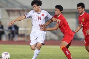 Công Phượng nói gì khi 'xé lưới' Lào ở trận ra quân AFF Cup?