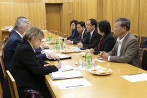 Việt Nam, Nga trao đổi kinh nghiệm quản lý nhà nước về tôn giáo