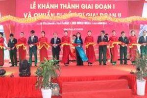 Khánh thành giai đoạn 1 Khu công nghiệp Thăng Long - Vĩnh Phúc