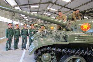 Chủ động, sáng tạo trong quản lý, đồng bộ vũ khí trang bị kỹ thuật