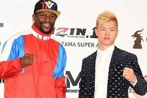 Tay đấm Floyd Mayweather bất ngờ tuyên bố không đấu với võ sĩ Nhật Bản