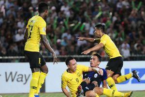 AFF Cup 2018: Malaysia giành trọn 3 điểm trên đất nước Chùa Tháp