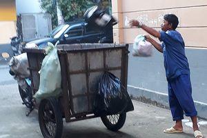 Cải tiến xe rác dân lập