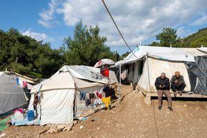 Hy Lạp quá tải người tỵ nạn trên các đảo