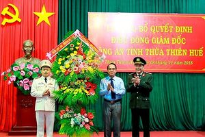 Đại tá Nguyễn Quốc Đoàn làm Giám đốc Công an tỉnh Thừa Thiên – Huế