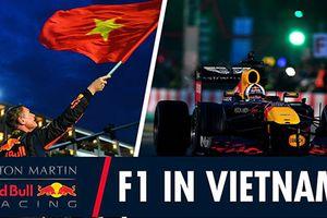 Đường đua xe F1 tại Hà Nội sẽ độc đáo như thế nào?