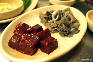 Rùng mình với món gan bò sống được ưa chuộng ở Hàn Quốc