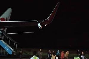 Sau sự số khiến 189 người chết, máy bay của Lion Air lại gặp nạn