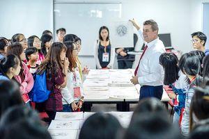 Trải nghiệm các ngành học sáng tạo với 12 lớp học thử cho học sinh THPT