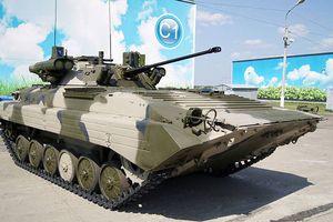 Xe chiến đấu bộ binh mới BMP-2M của Nga hiện đại đến đâu?