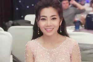 Ngỡ ngàng thấy diễn viên Mai Phương tươi tắn trở lại với công việc