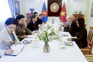 Việt Nam chủ trì phiên họp của Ủy ban ASEAN tại Ba Lan
