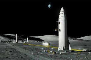 Đua lập căn cứ mặt trăng