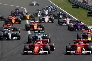 Hà Nội đăng cai giải đua xe F1 từ năm 2020