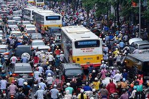 TP Hà Nội thu phí phương tiện vào nội đô: Triển khai thế nào để đồng thuận?