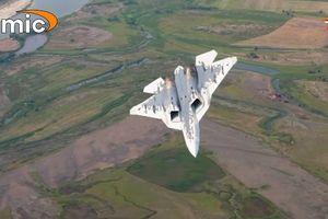 Những hình ảnh mới nhất về siêu tiêm kích Su-57