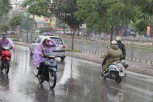 Miền Bắc, Bắc Trung bộ đón không khí lạnh, mưa trên diện rộng