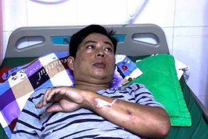 Cứu chữa kịp thời bệnh nhân bị điện giật ngưng tim