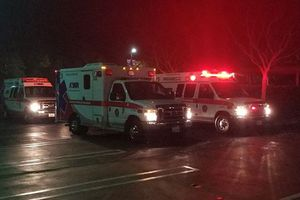 Xả súng giữa đêm ở quán bar ở California, nhiều người bị thương