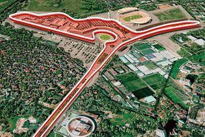 Tại sao Hà Nội được đăng cai tổ chức một chặng đua F1?