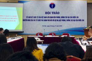 Việt Nam cam kết giảm 10% tỷ lệ sử dụng rượu, bia ở mức nguy hại