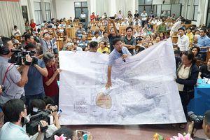 Yêu cầu nắm bắt tâm tư nhà giáo về khu đô thị Thủ Thiêm