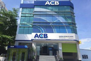 ACB: Nợ xấu nhóm 5 tăng 60% lên 1.264 tỷ đồng