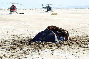 NASA hé lộ bí mật về UFO đáp xuống Mỹ năm 2004