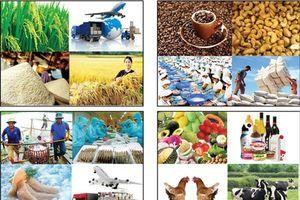 5 năm tái cơ cấu nông nghiệp, xuất khẩu đạt trên 157 tỷ USD