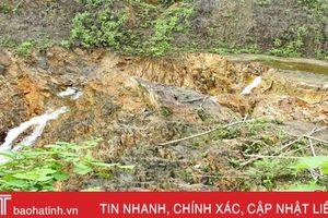 Hà Tĩnh: Hơn 187 tỷ đồng sửa chữa hồ đập xuống cấp