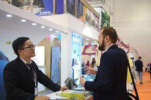 Vietnam Airlines quảng bá thương hiệu tại Hội chợ du lịch thế giới