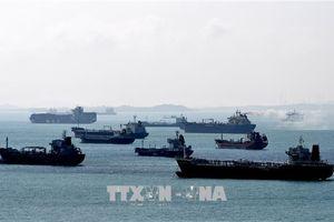 Mỹ cảnh báo các nước không được cho tàu chở dầu Iran đi vào lãnh hải