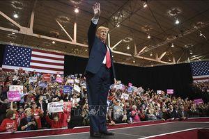 Mất quyền kiểm soát Hạ viện, Tổng thống Trump tăng gắn kết với đảng Cộng hòa