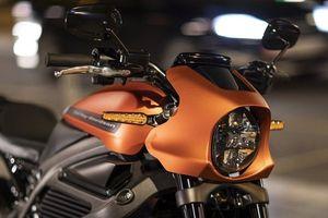 Harley-Davidson LiveWire: 'Cao bồi Mỹ' mang động cơ điện