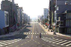 Clip: 'Choáng ngợp' trước con đường không tên, giá trị hàng trăm tỷ đồng vừa mới thông xe tại Hà Nội