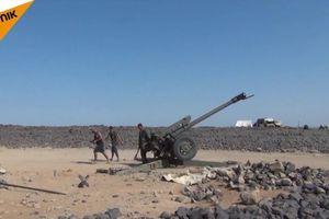 Quân đội Syria đánh trực tiếp vào tuyến phòng thủ phiến quân ở Idlib