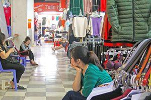 Phá sản phong trào chợ hóa trung tâm thương mại
