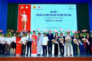 75 doanh nghiệp tham gia Hiệp hội nhà vệ sinh