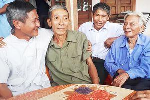 Liệt sĩ trở về sau 39 năm... 'hi sinh ở chiến trường Campuchia'