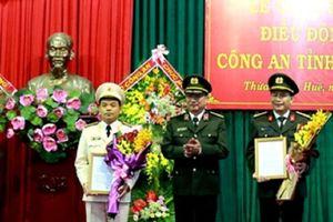 Thừa Thiên - Huế có tân Giám đốc Công an tỉnh