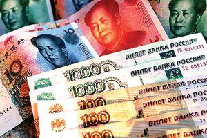 Moscow, Bắc Kinh sắp đạt thỏa thuận tiền tệ phá vòng vây của Mỹ