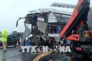 Để giảm tai nạn xe khách: Nên kiểm tra tay lái, sức khỏe định kỳ