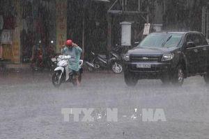 Dự báo thời tiết ngày 8/11: Bắc Bộ có mưa và dông