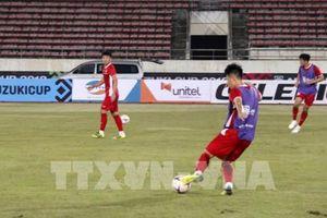 AFF Suzuki Cup 2018: Tuyển Việt Nam ra quân với đội hình mạnh nhất